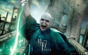 BAGUETTE MAGIQUE de VOLDEMORT films Harry Potter *HP* GGG