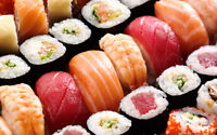 WELL ESTABLISHED SUSHI COMPANY LOOKING TO HIRE ALL POSITIONS