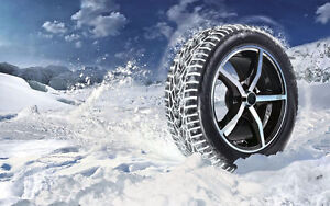Mazda 3 / Honda Civic Winter Tire and Rim Package on Sale $495