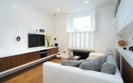 Large new deco two/three bedroom flat in CAMDEN ROAD, LONDON