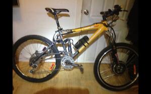 Ebike vélo électrique haut de gamme.Bitcoin Antminer Eth