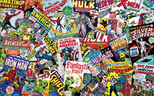 Looking to buy comics