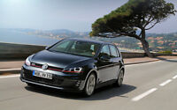 2015 Volkswagen GTI . la version tout options 5portes.