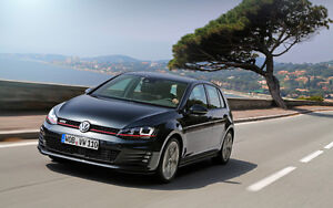 2015 Volkswagen GTI . la version tout options 5portes. neuve !!!