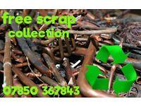 South coast Scrap metal, cash paid for copper,lead,battery's