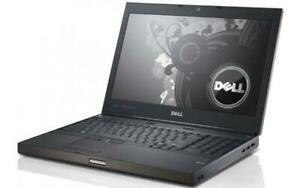 DELL PRECISION M4800 - Fully Loaded - AUTOCAD, SOLIDWORKS, REVIT, ADOBE CS6 + MORE, Intel i7, 16GB RAM, nVIDIA, WARRANTY