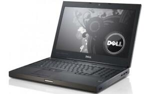 DELL PRECISION M4800 - Fully Loaded - AUTOCAD, SOLIDWORKS, ADOBE CS6 etc, Intel i7, 16GB RAM, WARRANTY+ FREE DELIVERY