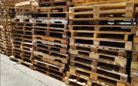 Pallets wanted please