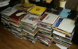 100 Dance & Trance Records Vinyl Job Lot
