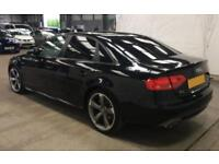 2011 BLACK AUDI A4 2.0 TDI 136 BLACK EDITION DIESEL SALOON CAR FINANCE FR £33 PW