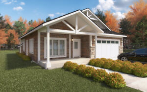 One-story, two bedroom home at Forest Lakes Country Club