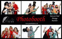 Photobooth et photographe