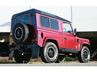 2001 Land Rover Defender County Station Wagon Td5 6 seater massive spec 4 doo...