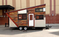 Furnished tiny homes for rent