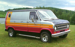 Looking for 1975 to 1992 Ford Econoline 150