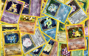 Pokemon Cards - Old and New - Huge Collector