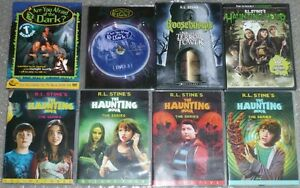 Teen Horror Goosebumps bundle (lot of 7)