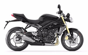 Looking to buy a Triumph Street Triple