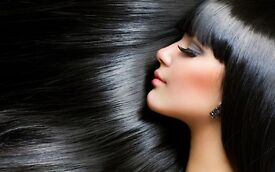 Professional mobile unisex hairdresser and beauty therapist Huddersfield Barnsley Wakefield areas