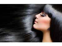 Professional mobile unisex hairdresser and beauty therapist Huddersfield Barnsley Wakefield