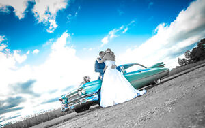 Romantic driven wedding photography, Kitchener / Waterloo Kitchener Area image 10