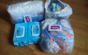 Huggies pullups and free baby wipes & Huggies little swimmers