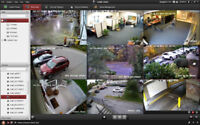 Security Camera CCTV Surveillance Installation HD Cameras