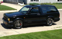 1992 GMC Typhoon / may trade for Scarab or similar powerboat