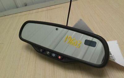 06-12 Chevy Malibu Aura Rear View Mirror With Telematics Onstar Opt UE1 OEM
