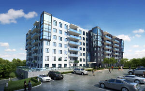 Brand New Luxury Apartment for Rent - 1-Bedroom + Large Den Oct.