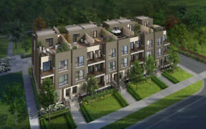 SCARBOROUGH TOWNHOUSES STARTING $500K - EXCLUSIVE PRIVATE EVENT