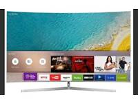 "SAMSUNG UE55MU6670 55"" Smart 4K Ultra HD HDR Curved LED TV"