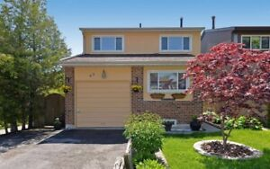 3 Bedroom Detached Home near Ajax Lakeshore
