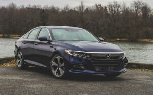 Honda Accord Hybride 2018 usagée