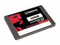Kingston Technology 120 GB SSD Super Fast Solid State Hard Drive 2.5 inch SATA - Give Your PC Wings