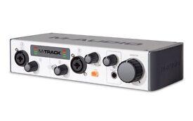M track m audio