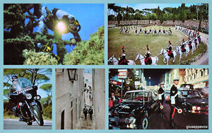 Cartoline-rare-Collezioni-dei-Carabinieri-Army-Military-postcards-limited-ed
