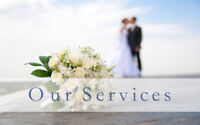 Wedding Officiant Service at our Store - Get Married No Booking!