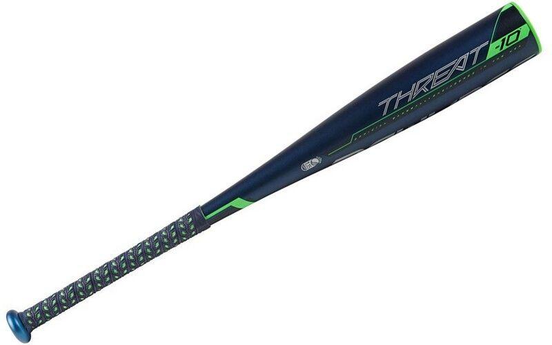 2019 Rawlings UT9T10 28/18 Threat USSSA 2 3/4  -10 Big Barrel Baseball Bat