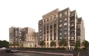 Highway 7 and Village Parkway condos and Townhomes