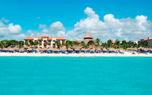 $775/ Sandos Playacar resort suites for rent, Cancun, Mex