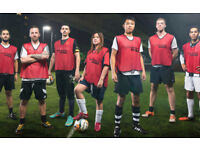 Looking for football players in London? Contact us!