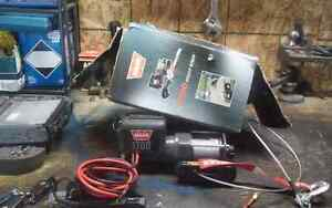 Warn 1700 lb atv winch new in box