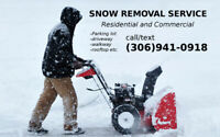 Snow Removal Service