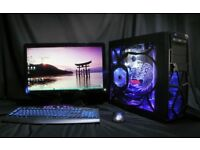 [looking for] gaming set up