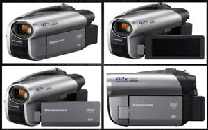 PANASONIC MINI DV CAMCORDER FOR SALE or TRY YOUR TRADE