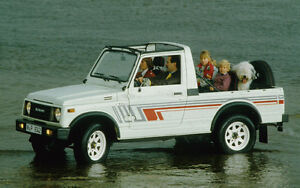 looking for a Suzuki samurai lwb