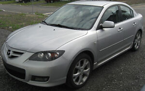 2007 Mazda3 GT Great Condition