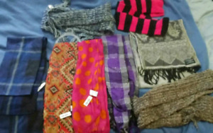 Scarves - $3 Each or 2 for $5