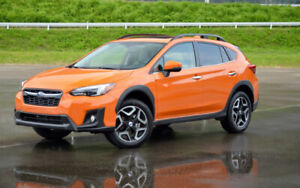 Transfert de location * Subaru Crosstrek 2018* IMPECCABLE
